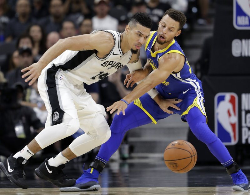 Danny Green, Stephen Curry