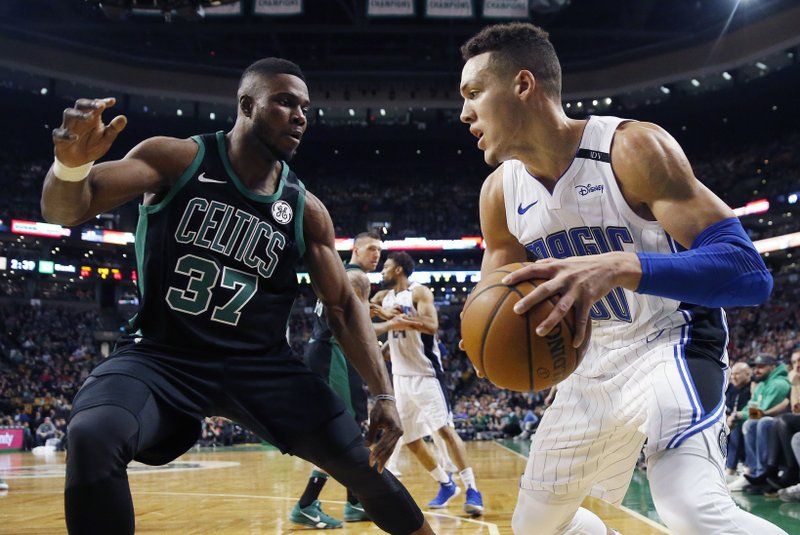 Aaron Gordon, Semi Ojeleye