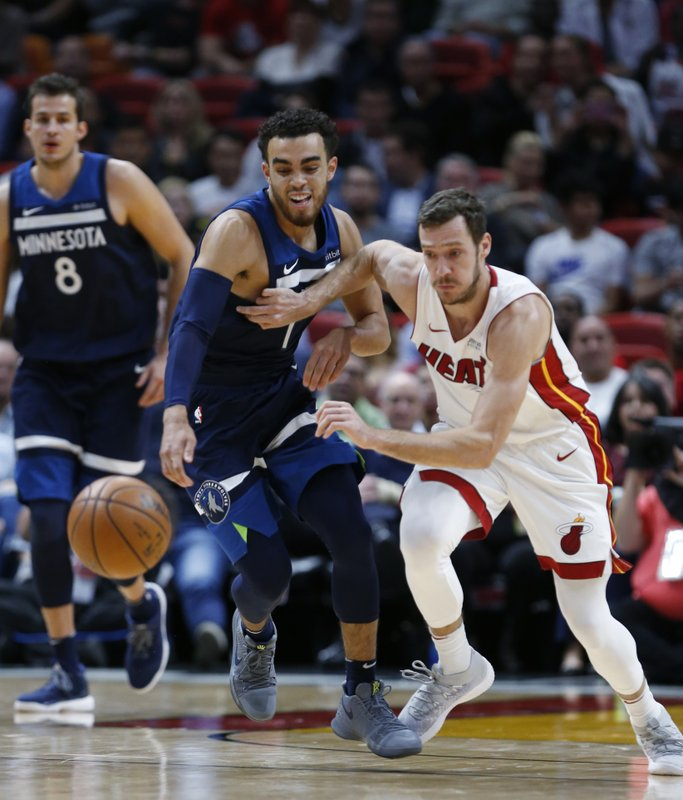 Goran Dragic, Tyus Jones