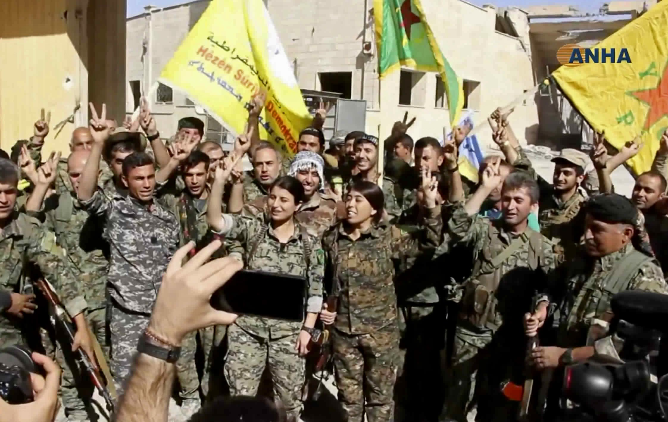 After IS collapse in Raqqa, US faces other extremism threats