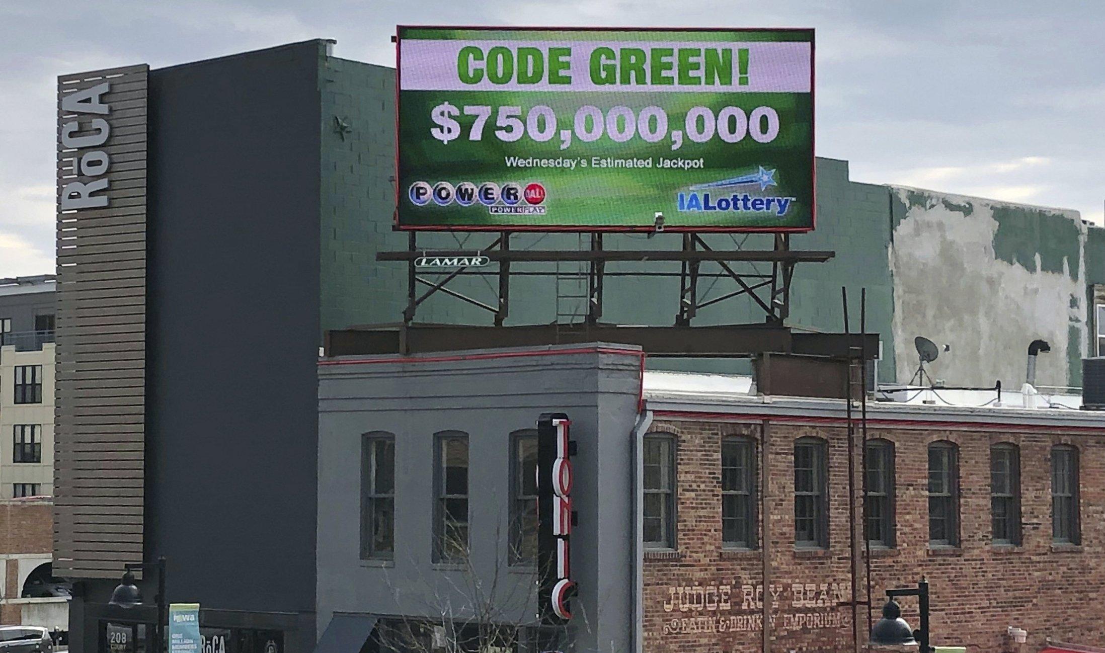 $768M Powerball winner bought ticket in Milwaukee suburb