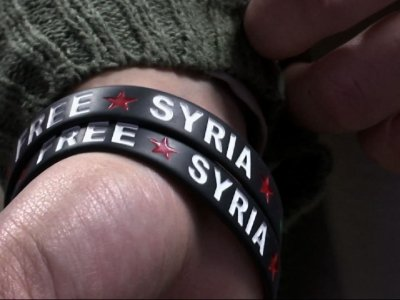 Some Syrian Americans Encouraged by US Action