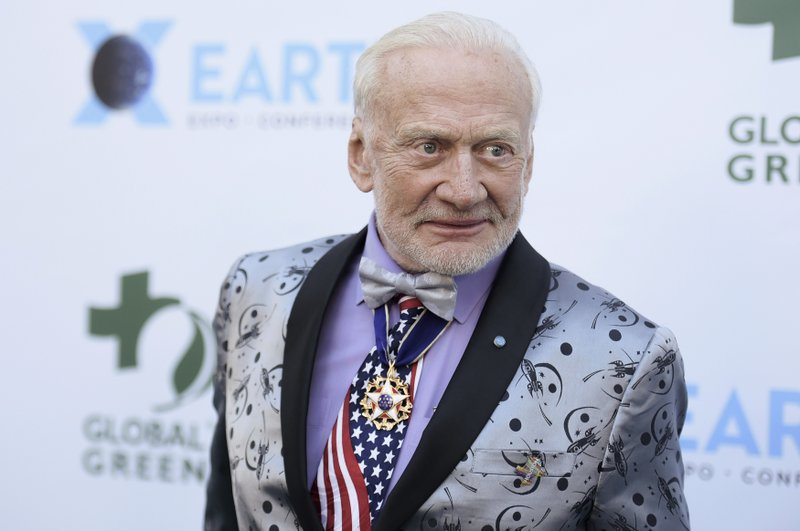 Image result for Buzz Aldrin