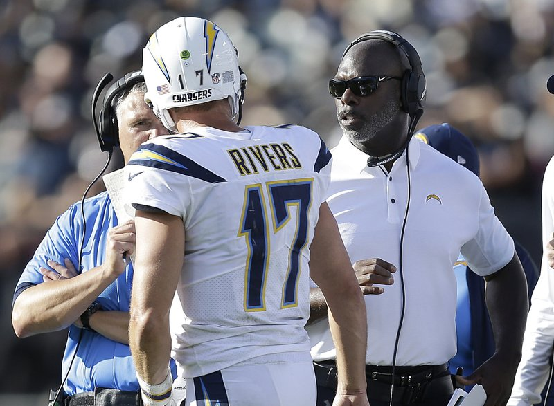 Anthony Lynn, Philip Rivers