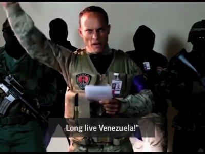 Venezuela Helicopter Suspect Calls for Rebellion