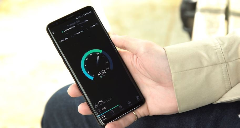 Don't Let Your Phone Slow You Down: New Data from Ookla Shows the Galaxy S9 and S9+ are the Fastest Phones Ever