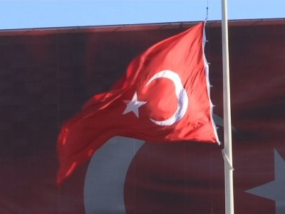 Raw: Day Of Mourning in Turkey Following Blasts
