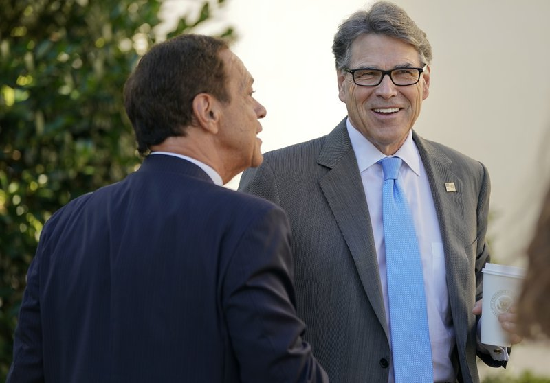 Rick Perry, Joe Piscopo