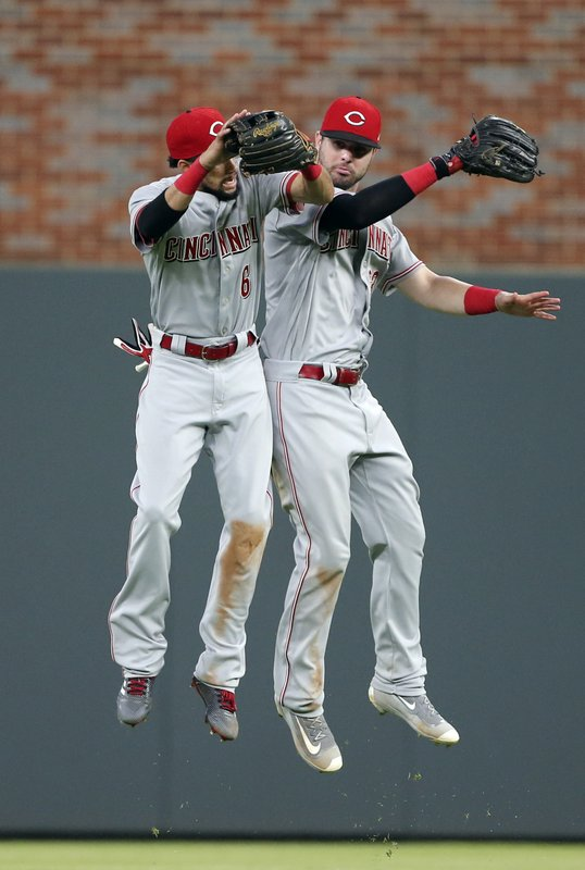 Billy Hamilton, Jesse Winker