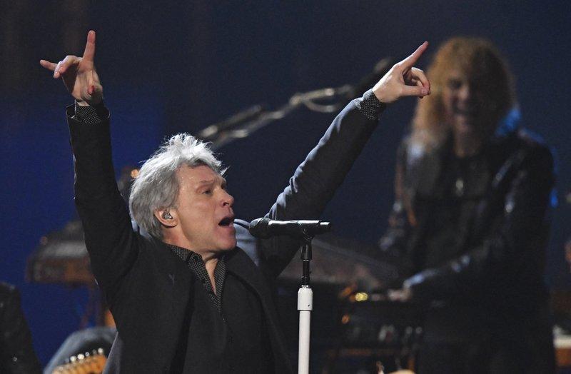 Bon Jovi, Nina Simone, Moody Blues make it into Rock Hall