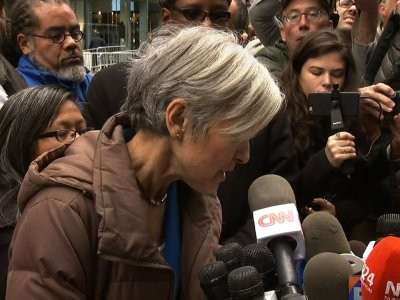 Jill Stein Emboldened By Michigan Recount