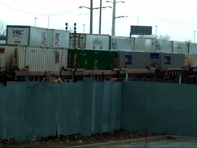 Train Thefts Net Guns Fueling Chicago Violence