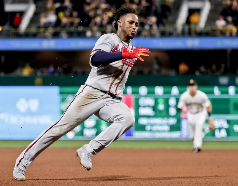 Ozzie Albies, Kevin Newman