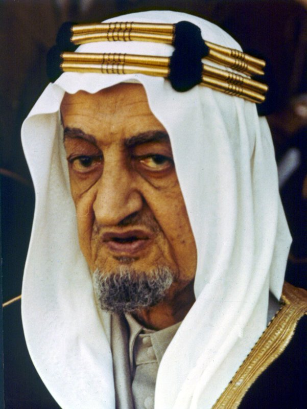 king faisal In 1964, after his brother had been disposed, faisal assumed the titles of king and prime minister.