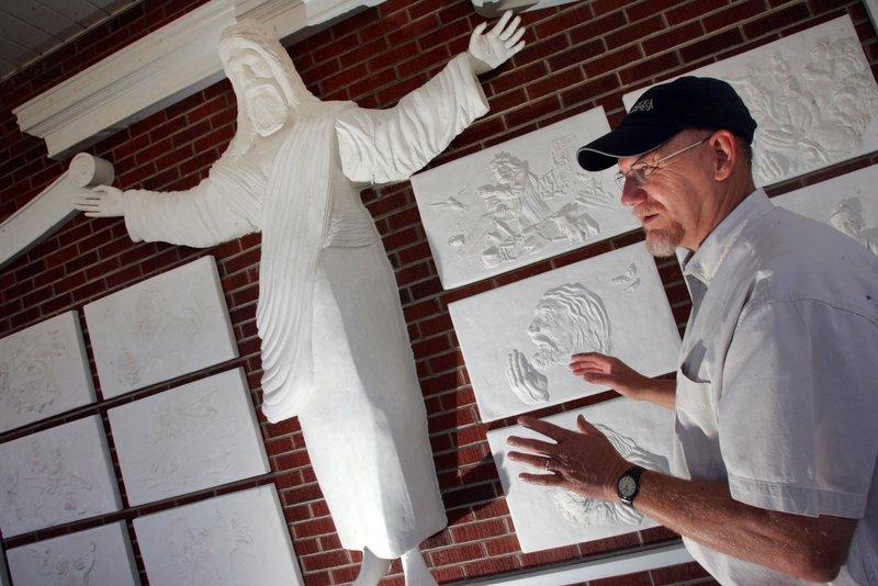 Baptist church removing Jesus statue it deems too 'Catholic'