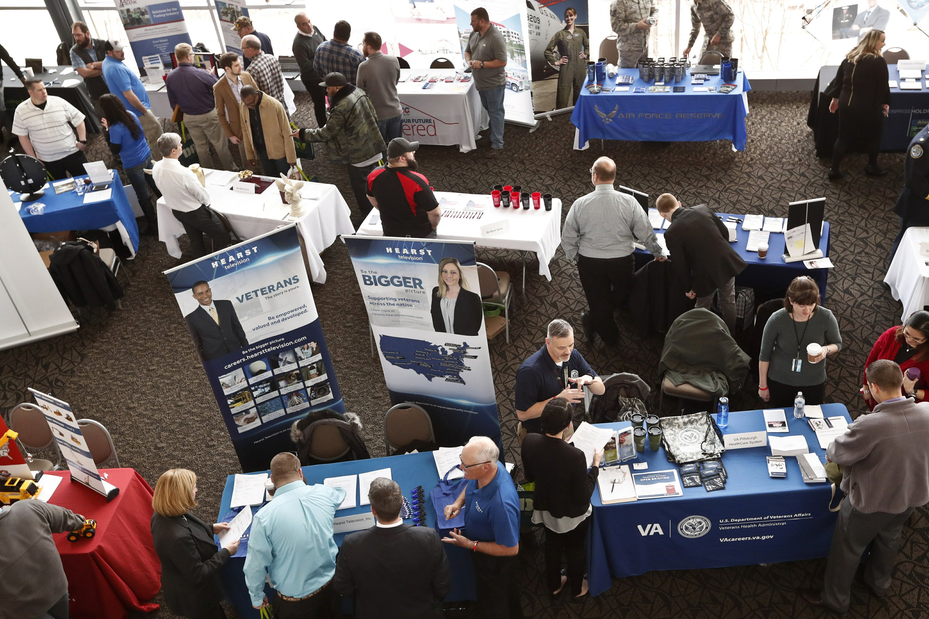 Unemployment hits 49-year low as US employers step up hiring