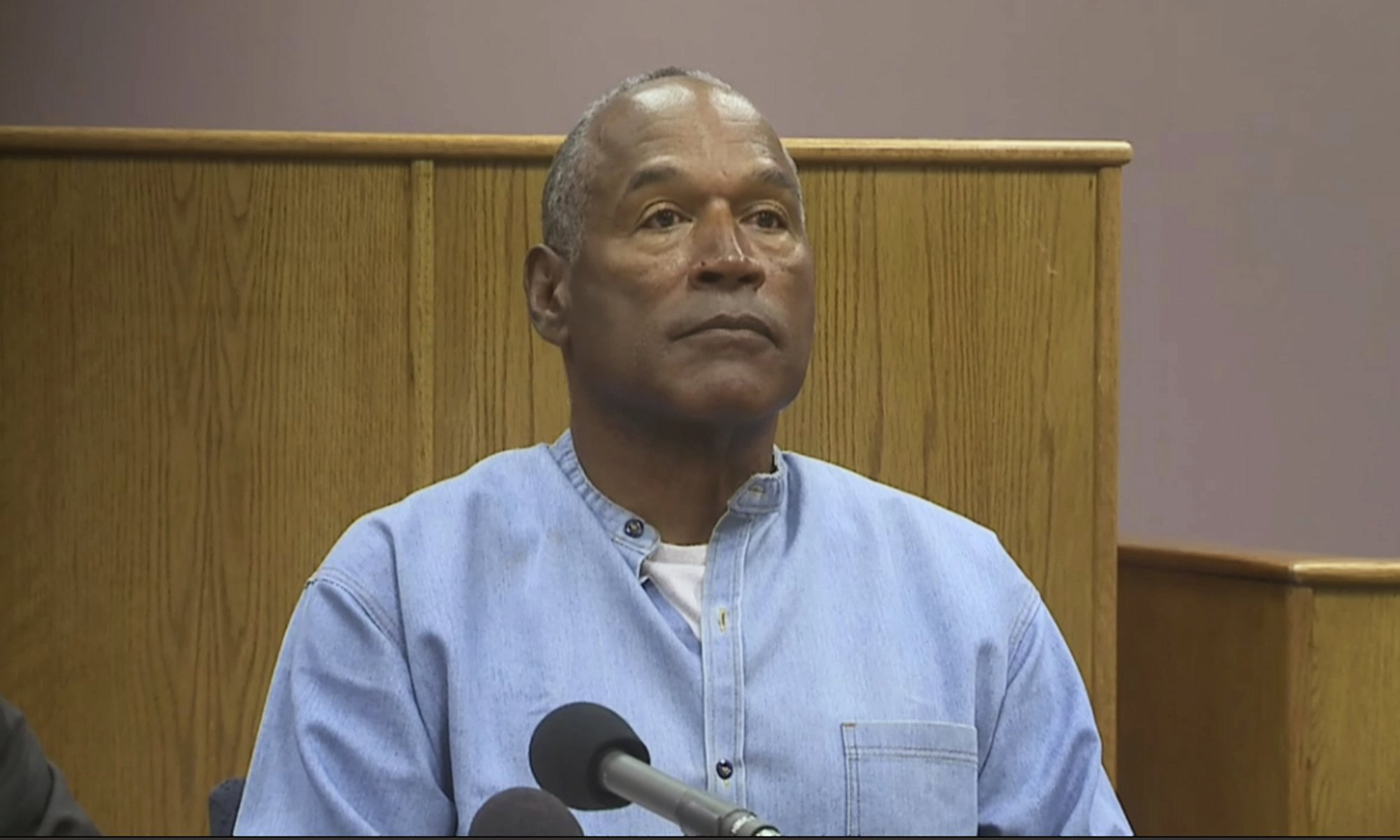 O.J. Simpson asks parole board to set him free