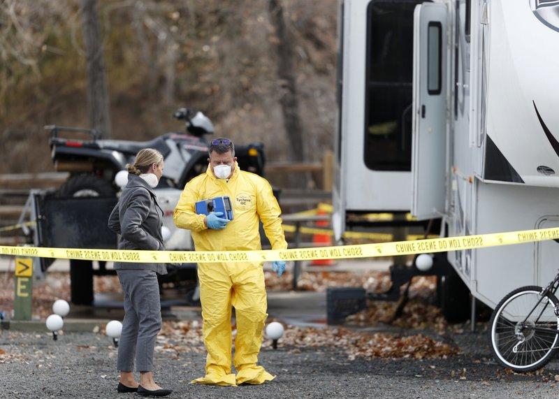 Investigators, trailer