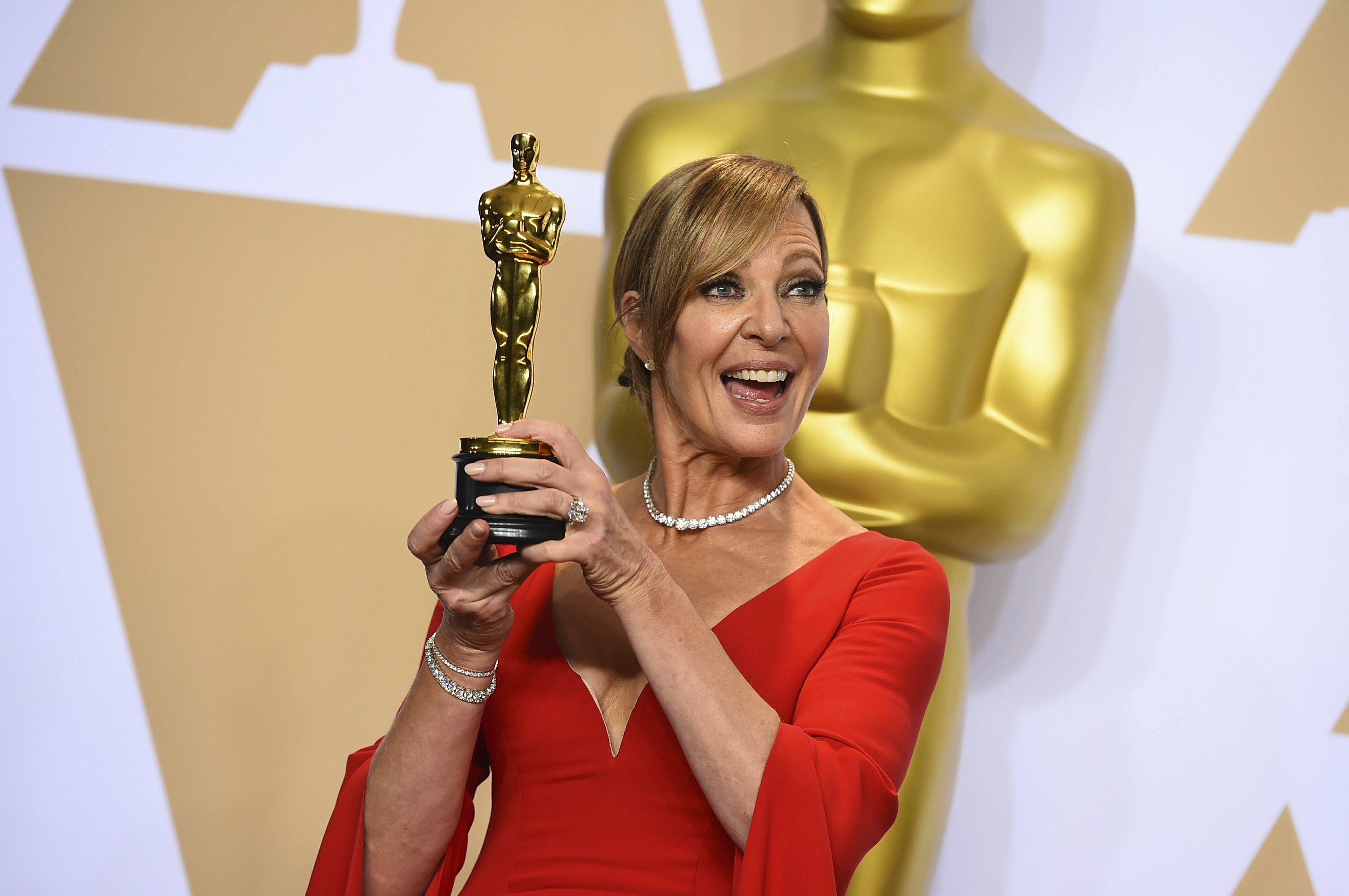 Allison Janney Nudography allison janney wins supporting actress oscar for 'i, tonya'