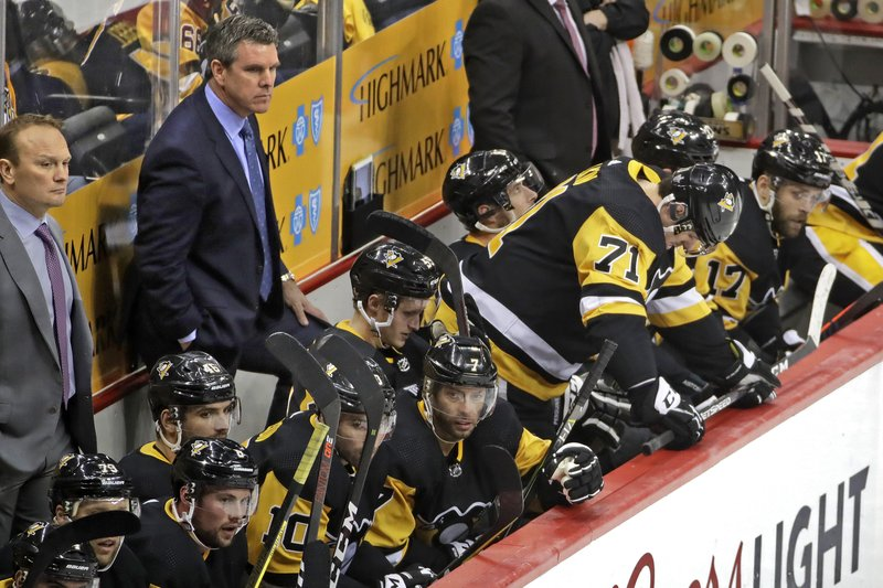 e79446c94c0 Penguins and Lightning exits show playoff hockey differences