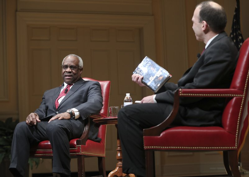 Clarence Thomas, Gregory Maggs