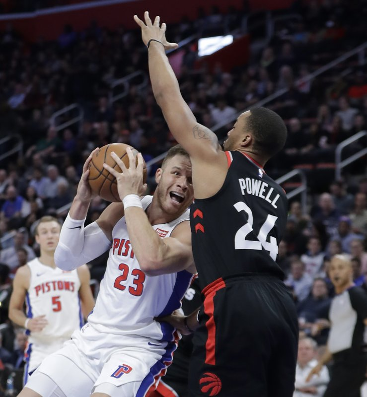Blake Griffin, Norman Powell
