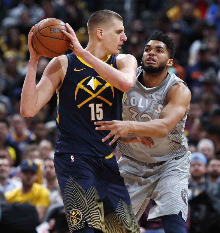 Karl-Anthony Towns, Nikola Jokic