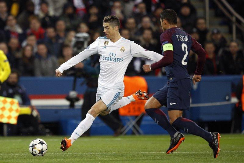 Cristiano Ronaldo, Thiago Silva