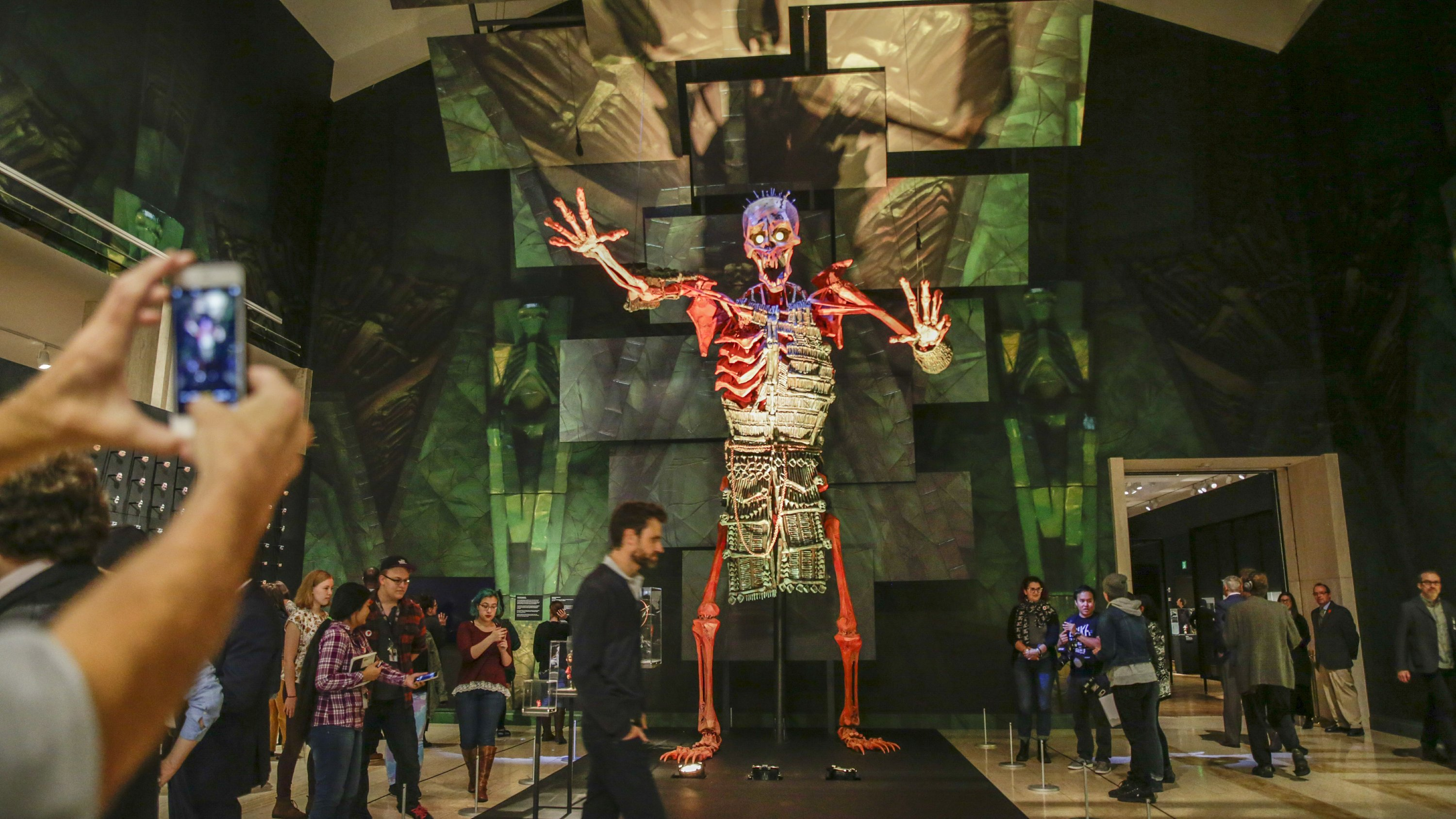 With Museum Exhibit Laika Seeks To Boost Portland Profile