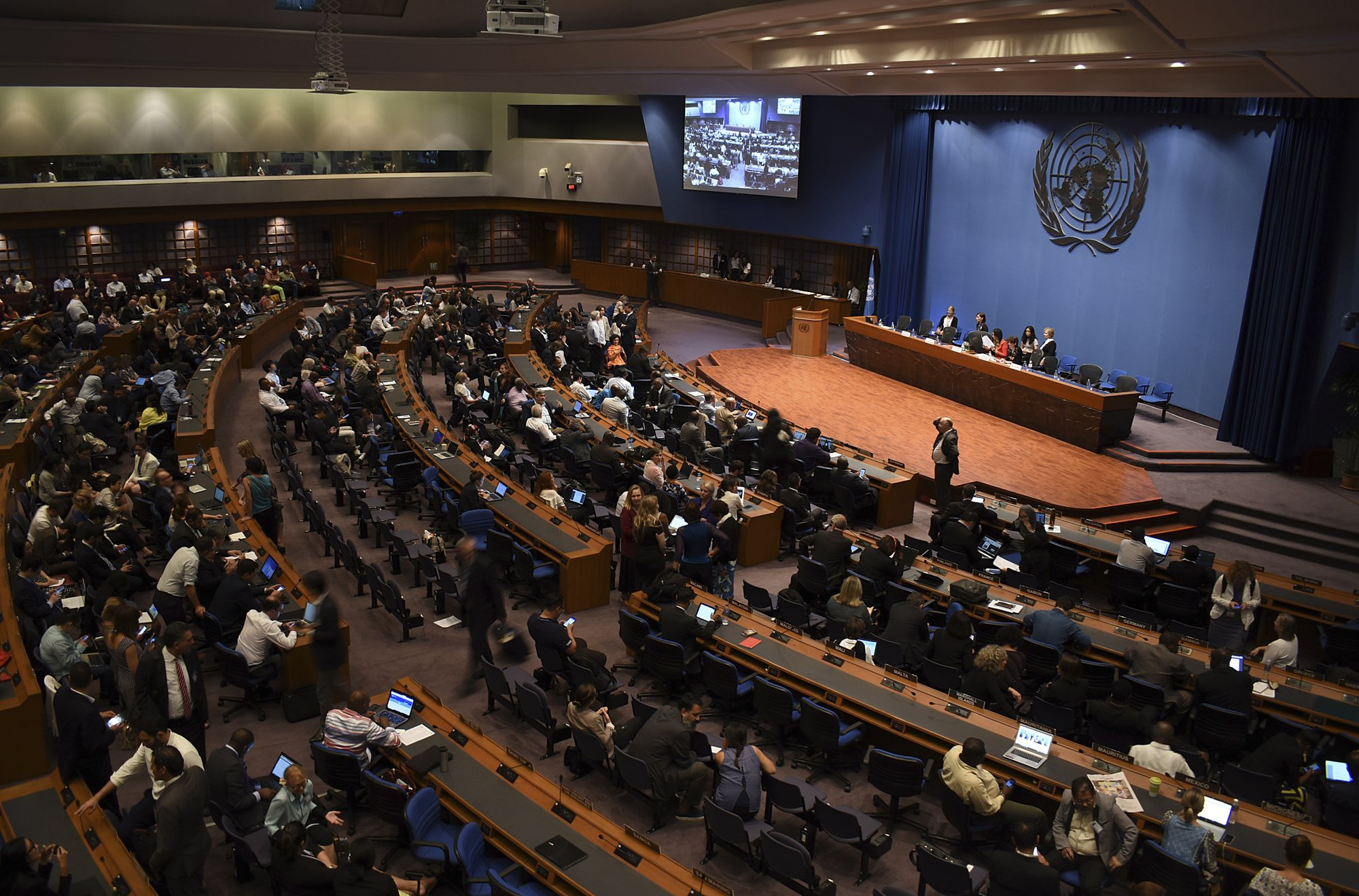 Bangkok Meet Fails To Finalize Draft On Climate Change Rules
