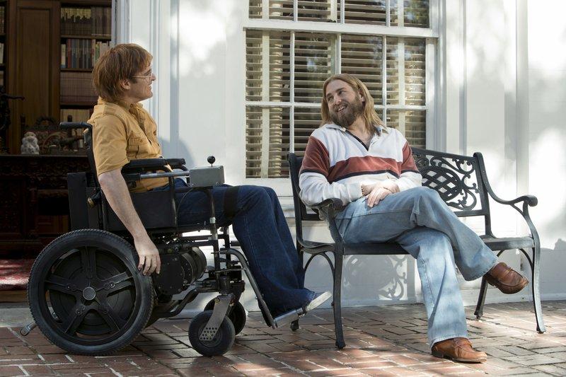 Joaquin Phoenix, Jonah Hill, DON'T WORRY, HE WON'T GET FAR ON FOOT