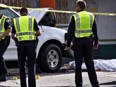 Pedestrian Deaths Spiked in 2016