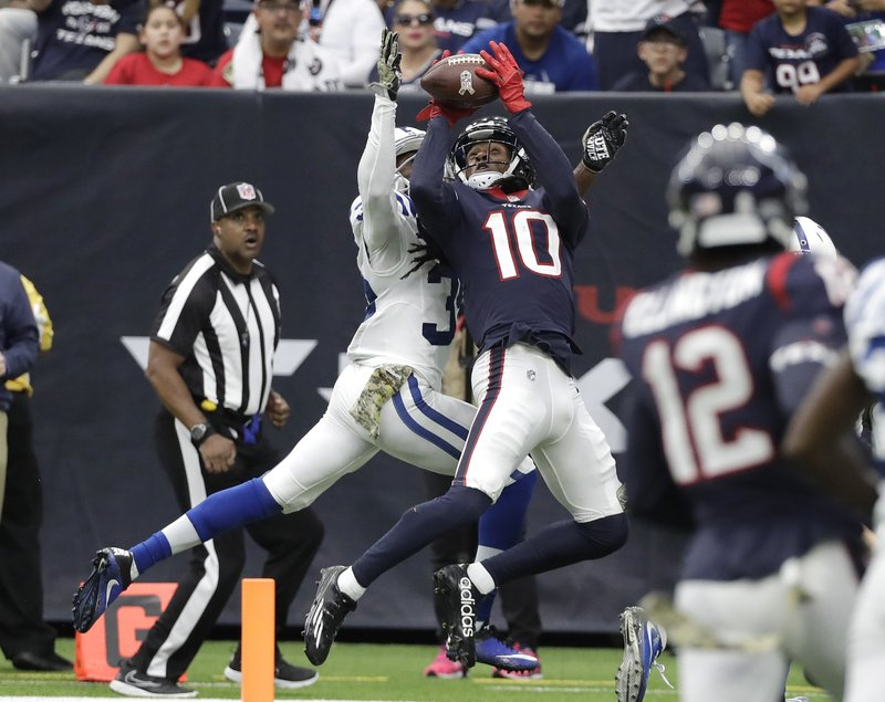 DeAndre Hopkins, Pierre Desi