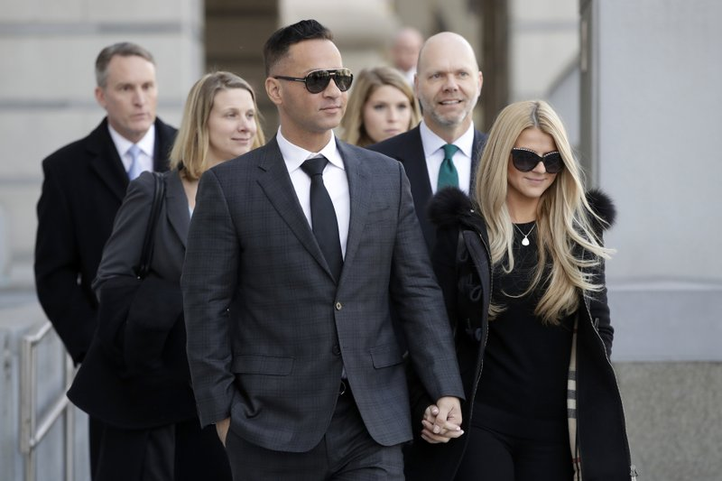 The Situation due to report to federal prison for tax fraud