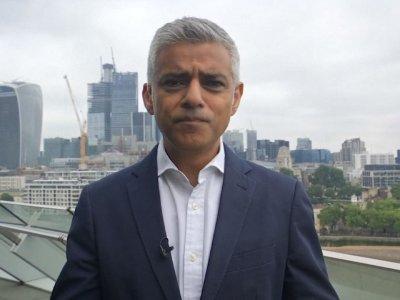 London Mayor: Trump Protests Are Free Speech