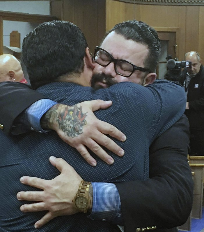 Image result for photo of jake carrizal at courthouse