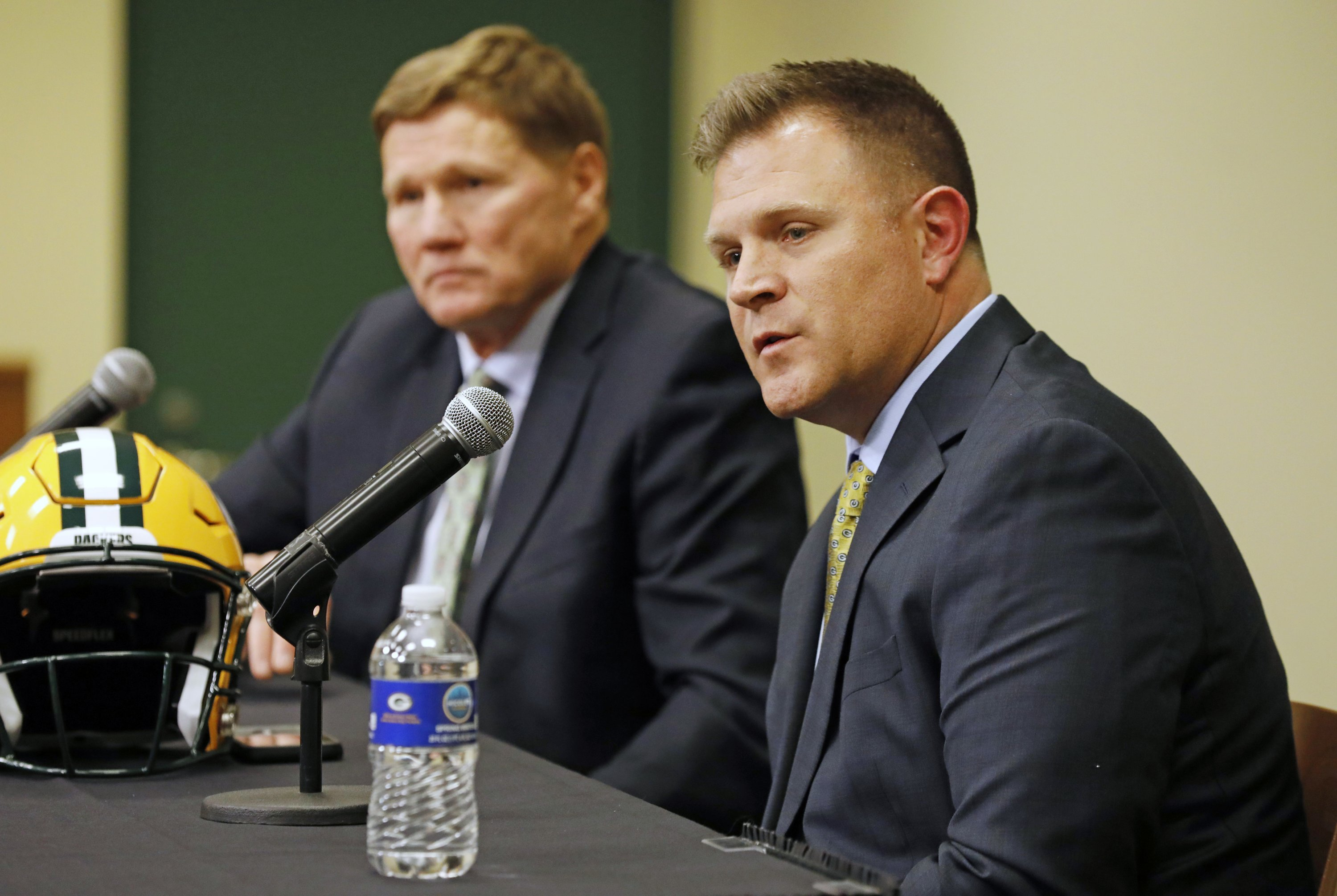 Packers president Murphy to hire next coach, GM involved
