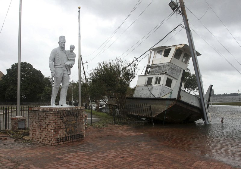 Hurricane Florence Aftermath - New Bern NC