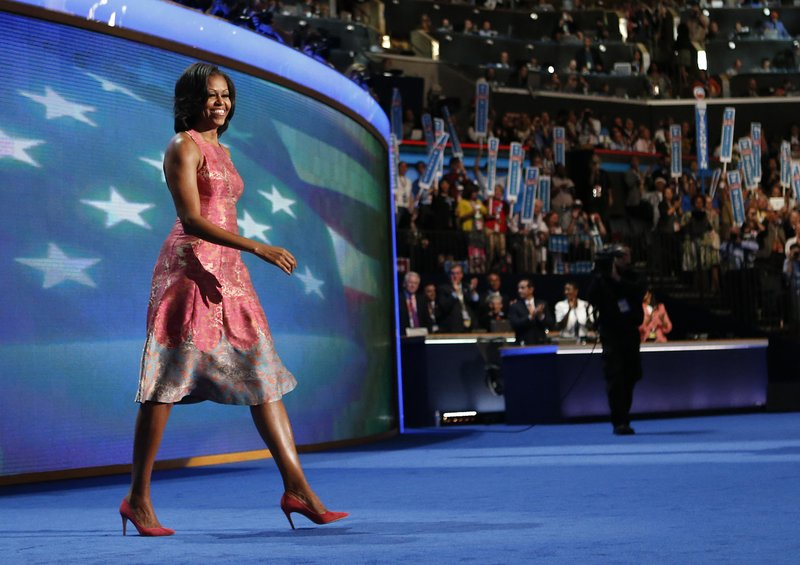 7fca77f3602 Michelle Obama loved fashion and the fashion world loved her