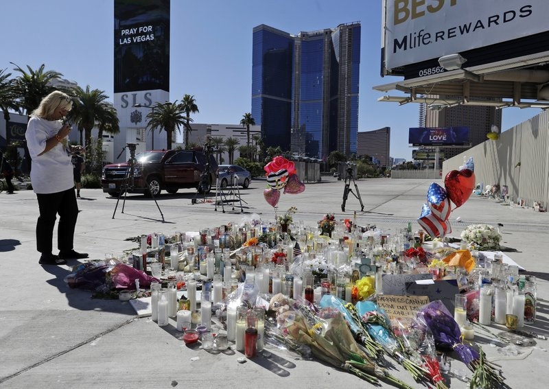 Acts of heroism emerge in chaos of Las Vegas shooting
