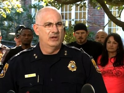 Police and Mayor Speak About Tampa Killings