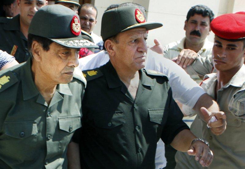 Sami Annan, Mohammed Hussein Tantawi