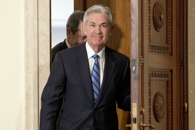 Jerome Powell, Randal Quarles