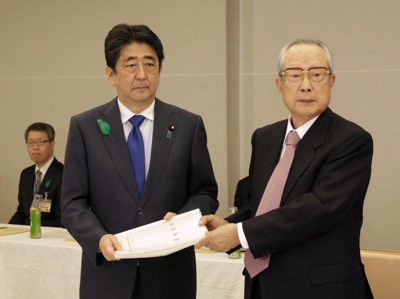 Takashi Imai, Shinzo Abe