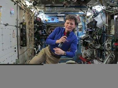 NASA Astronaut Peggy Whitson Prepares for Earth