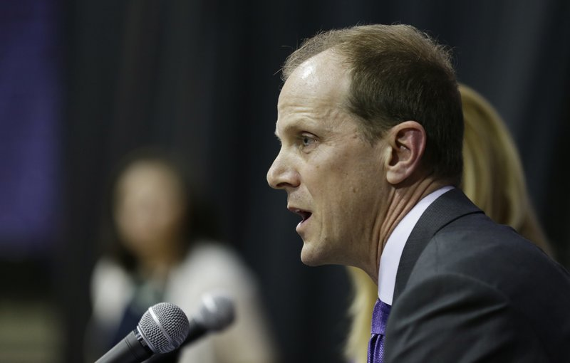 Mike Hopkins Heads Out On His Own As New Coach At Washington