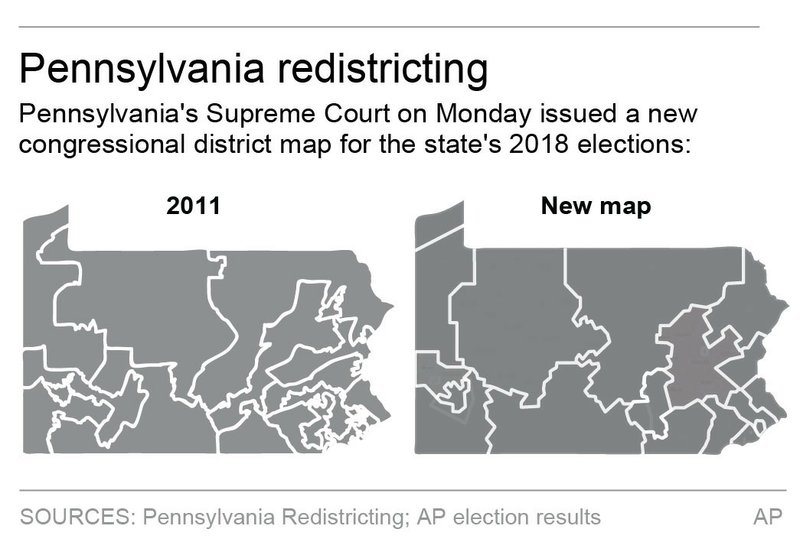 Pennsylvanias new congressional map could boost democrats gumiabroncs Image collections