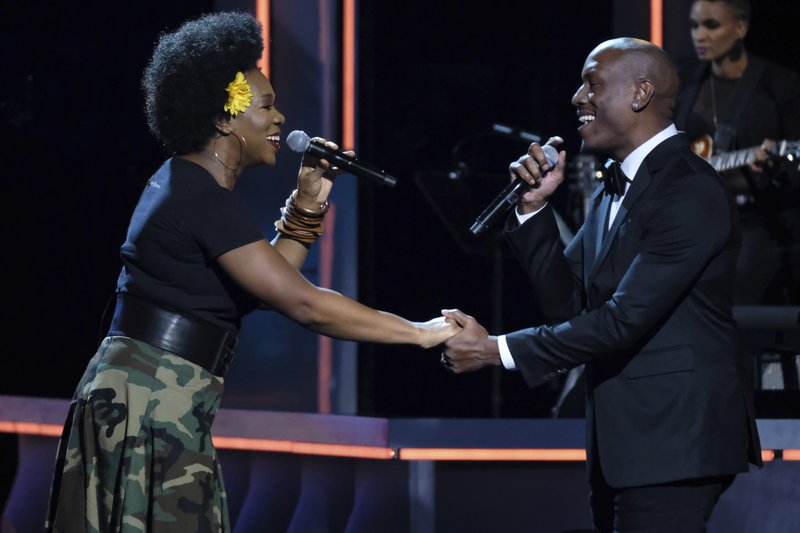 India Arie, Tyrese Gibson