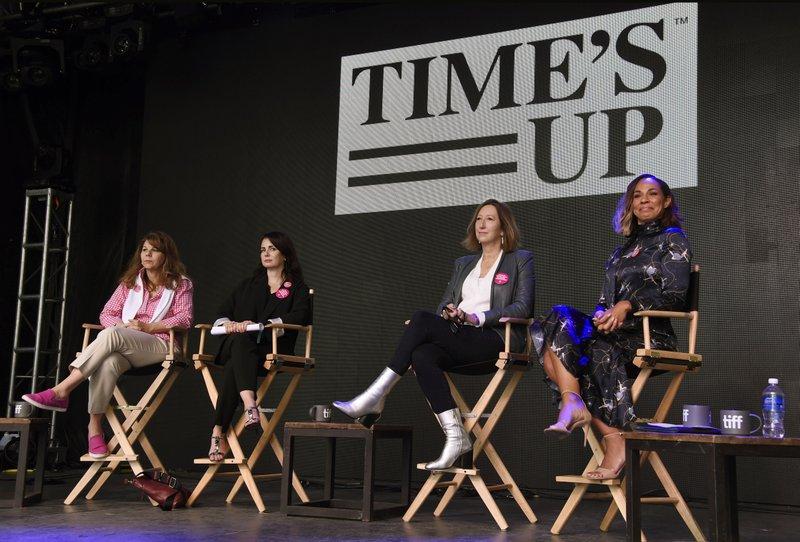 Stacy L. Smith, Keri Putnam, Amanda Brugel, Mia Kirshner