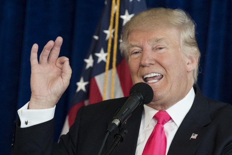 Trump: Comments about Russia, Clinton emails were sarcastic
